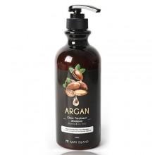 Шампунь для волос с маслом арганы, 750 мл
