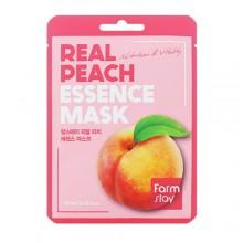 Набор тканевых масок для лица с экстрактом персика, 23 мл*3 шт