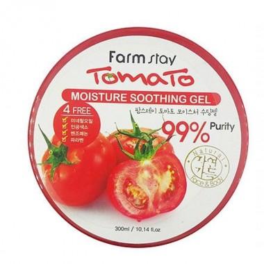 Гель успокаивающий с экстрактом томата, 300 мл — Tomato Moisture Soothing Gel