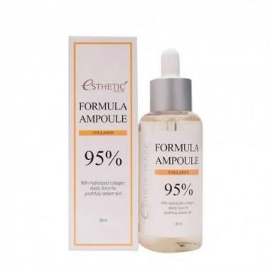 Сыворотка для лица с коллагеном Formula Ampoule Collagen