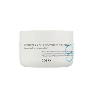 Гель-крем с зелёным чаем, 50 мл — Hydrium green tea aqua soothing gel cream