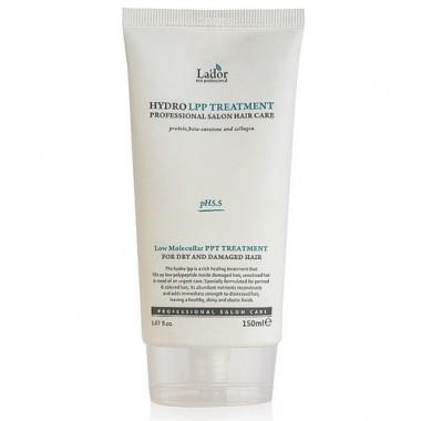Маска для волос восстанавливающая с витаминным комплексом, 150 мл — HP5.5 Eco hydro lpp treatment