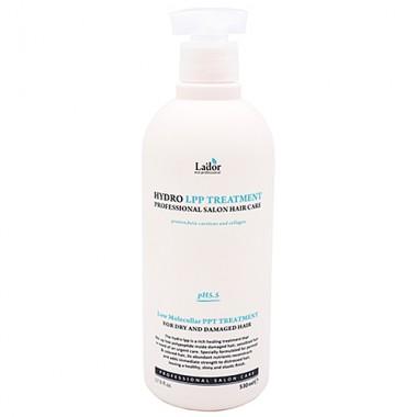 Маска для сухих и поврежденных волос увлажняющая, 530 мл — PH5.5 Eco hydro LPP treatment