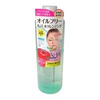 Средство для снятия макияжа с фруктовыми кислотами Cleansing Water Oil Free BCL, 400 мл