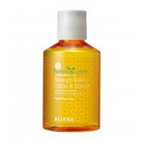 Сплэш-маска для лица сияние кожи Patting Splash Mask Energy Yellow Citrus & Honey BLITHE, 200 мл