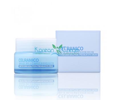 Увлажняющий крем для глаз Water Skin Solution Premium Eye Cream CELRANICO, 30 мл