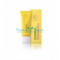Солнцезащитный крем для лица SPF50/Pa+++ Crystal Tone Up Sun Cream CELRANICO, 40 мл