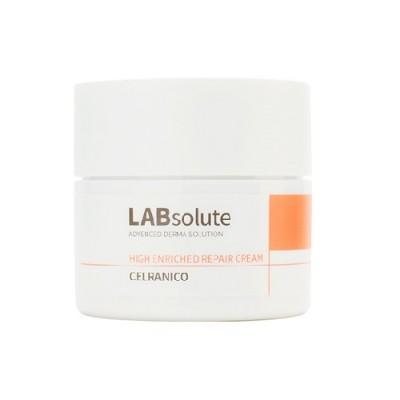 Восстанавливающий крем, обогащенный экстрактами фруктов LABsolute High Enriched Repair Cream CELRANICO, 50 мл