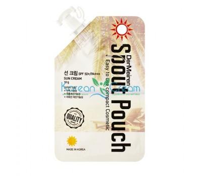 Солнцезащитный крем SPF50+/PA+++ UV Defense High Protection Sun Cream DerMeiren, 10 гр