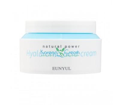 Крем с гиалуроновой кислотой Natural Power Hyaluronic Acid Cream EUNYUL, 100 гр