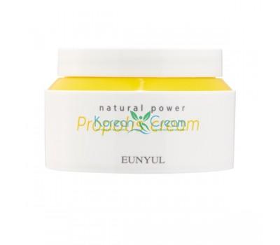 Крем с прополисом для лица Natural Power Propolis Cream EUNYUL, 100 гр