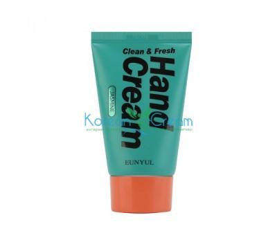 Крем для рук с жасмином Clean & Fresh Jasmine Hand Cream EUNYUL, 50 г