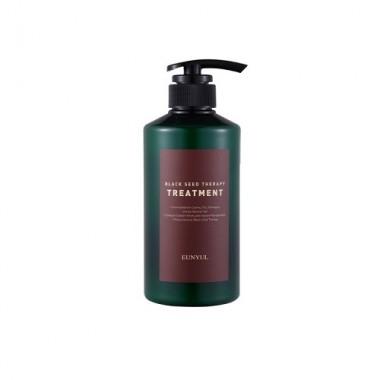 Бальзам для волос с маслом чёрного тмина, 500 мл — Black Seed Therapy Treatment