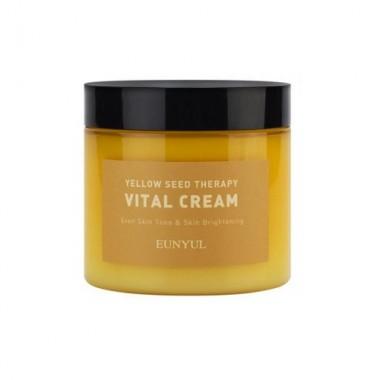 Витаминизирующий крем-гель для лица с экстрактами цитрусовых, 270 г — Yellow Seed Therapy Vital Cream