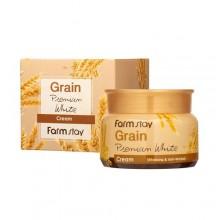 Осветляющий крем с маслом ростков пшеницы, 100 г