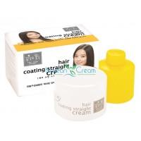 Крем для выпрямления волос Hair Coating Straight Cream Flor de Man, 110 мл