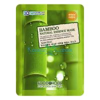 Тканевая маска для лица с бамбуком Bamboo Natural Essence Mask FoodaHolic