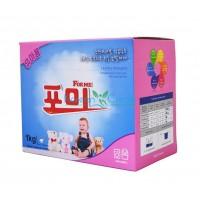 Стиральный порошок для детского белья Laundry Detergent For Kids For Me, 1 кг