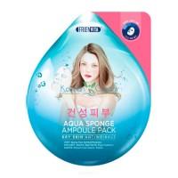 Маска для сухой кожи ампульная Aqua Sponge Dry FRIENVITA