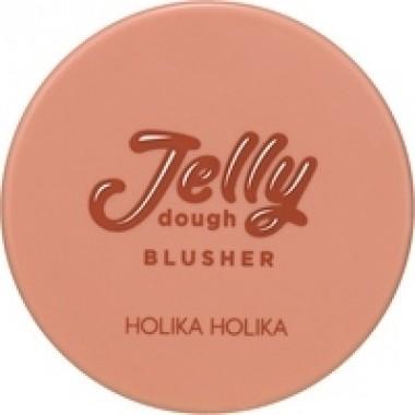 Гелевые румяна, тон 01 - абрикосовый, 4,2 г — Jelly Dough Blusher 01 Apric