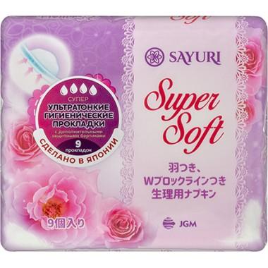 Гигиенические прокладки, супер, 9 шт — Sanitary napkin