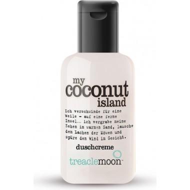 Гель для душа Кокосовый рай, 60 мл — My Coconut Island Bath & Shower Gel