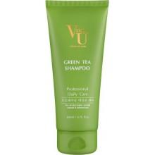 Шампунь для волос с зелёным чаем, 200 мл