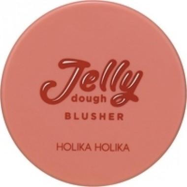 Гелевые румяна, тон 02 - коралловый, 4,2 г — Jelly Dough Blusher 02 Grape