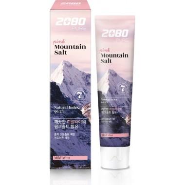 Зубная паста на основе розовой гималайской соли, 120 г — Pink himalayan salt toothpasteDC 2080