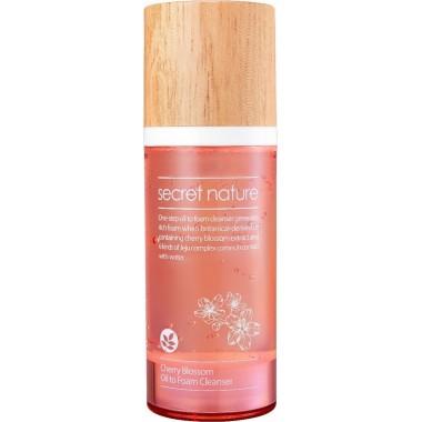 Гидрофильное масло-пенка с вишней, 100 мл — Cherry Blossom Oil to Foam Cleanser