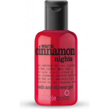 Гель для душа Пряная корица, 60 мл — Warm Cinnamon Nights Bath & Shower Gel