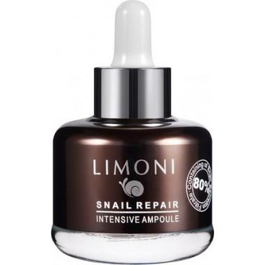 Восстанавливающая сыворотка с экстрактом муцина улитки, 136 г — Snail Repair Intensive Ampoule