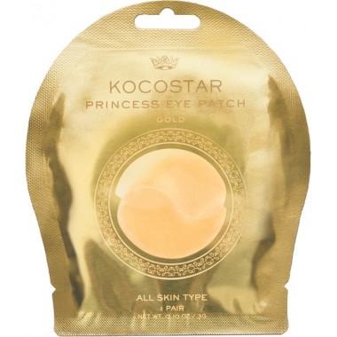 Гидрогелевые патчи для глаз с коллоидным золотом, 2 шт — Princess Eye Patch Gold