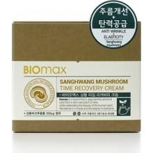 Крем для лица с экстрактом гриба санхван, 100 мл