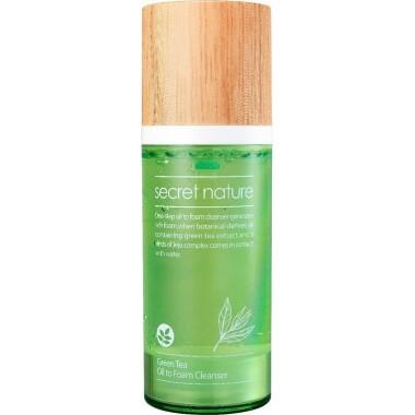 Гидрофильное масло-пенка с зеленым чаем, 100 мл — Green Tea Oil to Foam Cleanser