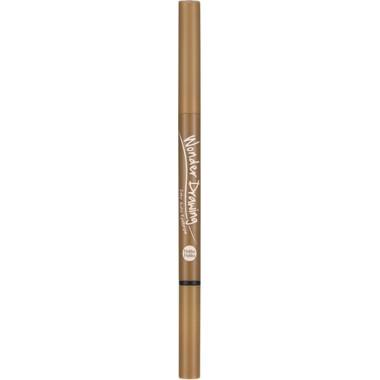 Автоматический карандаш для бровей с щеточкой, тон 03 - светло-коричневый — Wonder Drawing 24hr Auto Eyebrow