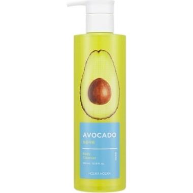 Гель очищающий смягчающий авокадо, 390 мл — Avocado Body Cleanser