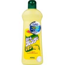 Чистящий крем для кухни и посуды с ароматом лимона, 400 г