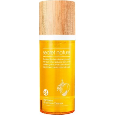 Гидрофильное масло-пенка с мандарином, 100 мл — Mandarine Oil to Foam Cleanser
