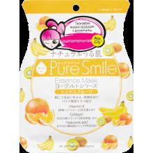 Маска для лица на йогуртовой основе с фруктами