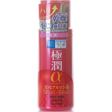 Антивозрастной лосьон для лица, 170 мл — Gokujyun Alpha Lotion Moist