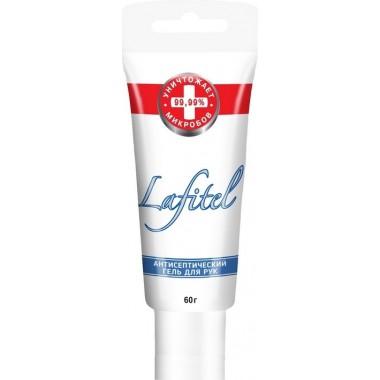 Антисептический гель для рук, 60 г — Antiseptic hand gel