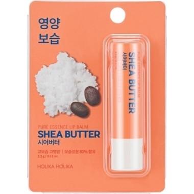 Бальзам для губ с маслом ши, 3,3 г — Essence Shea Butter Lip Balm