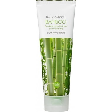Пенка очищающая с экстрактом бамбука, 120 мл — Daily Garden Bamboo Soothing