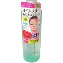 Средство снятия макияжа с фруктовыми кислотами, 400 мл