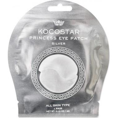 Гидрогелевые патчи для глаз с коллоидным серебром, 2 шт — Colloidal Silver Hydrogel Eye Patch