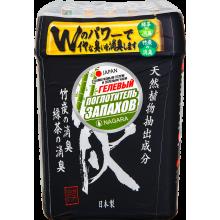 Гелевый поглотитель запаха с бамбуковым углем и зеленым чаем, 320 г