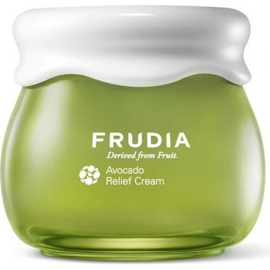 Восстанавливающий крем для лица с авокадо, 10 г — Avocado Relief Cream