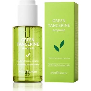 Тонизирующая сыворотка с зелёным мандарином Green Tangerine Ampoule