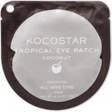 Гидрогелевые патчи для глаз, кокос, 2 шт